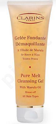 Clarins Pure Melt valomoji želė, kosmetika moterims, 125ml