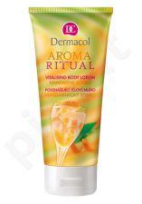 Dermacol Aroma Ritual kūno losjonas Mandarin Sorbet, kosmetika moterims, 200ml