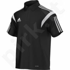 Marškinėliai futbolui polo Adidas Condivo 14 F76956