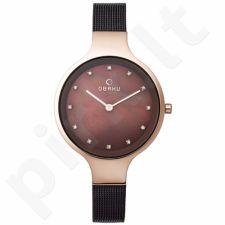 Moteriškas laikrodis OBAKU OB V173LXVNMN