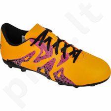 Futbolo bateliai Adidas  X 15.4 FxG Jr S74598