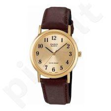 Casio Collection MTP-1095Q-9B1 vyriškas laikrodis