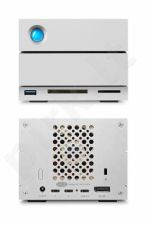 Išorinis diskas LaCie 2big Dock Thunderbolt™ 3 , 20Tb ,THUNDERBOLT 3 + USB 3.1