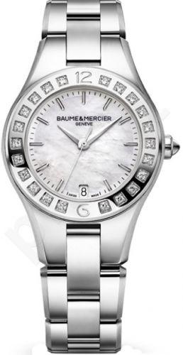 Laikrodis BAUME & MERCIER    LINEA kvarcinis