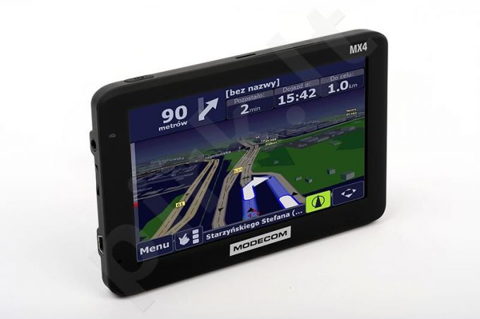 GPS navigacija Modecom FreeWAY MX4 5'' + AutoMapa Europa