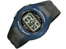 Casio Collection W-43H-1AVES vyriškas laikrodis-chronometras