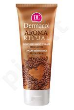 Dermacol Aroma Ritual rankų kremas Irish Coffee, kosmetika moterims, 100ml