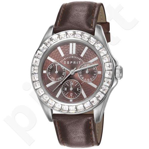 Esprit ES102392025 Dolce Vita Pure Brown moteriškas laikrodis