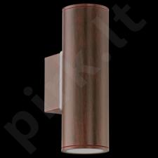 Sieninis šviestuvas EGLO 94105 | RIGA