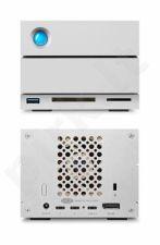 Išorinis diskas LaCie 2big Dock Thunderbolt™ 3 , 8Tb ,THUNDERBOLT 3 + USB 3.1