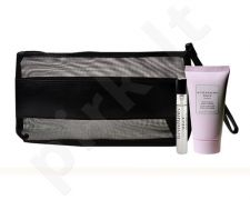 Burberry Brit Sheer rinkinys moterims, (EDT 7,5ml + 50ml kūno losjonas + kosmetika krepšys)