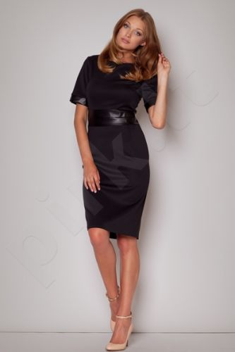 Suknelė M204 juoda