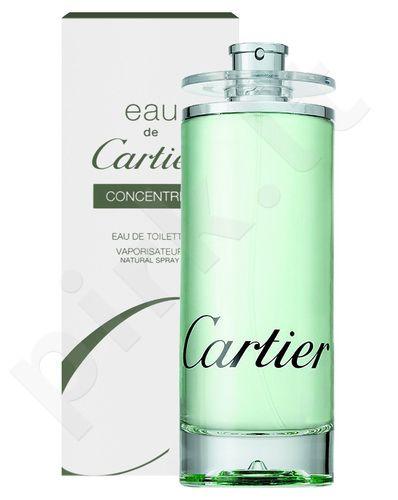Cartier Eau De Cartier Concentree, EDT moterims ir vyrams, 15ml