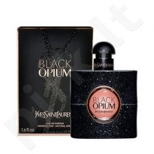 Yves Saint Laurent Black Opium, EDP moterims, 50ml