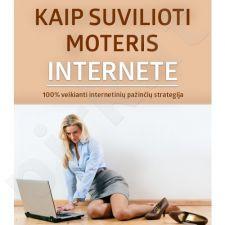 Elektroninė knyga Kaip suvilioti moteris internete