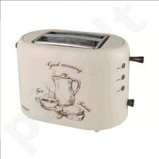 Scarlett SC-TM11001 Toaster, 2 slices, 7 settings timer, Cool touch plastic housing
