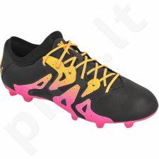 Futbolo bateliai Adidas  X 15.2 FG/AG M S74674