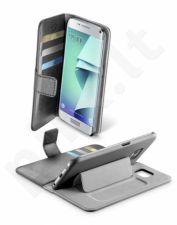 Samsung Galaxy S7 EDGE atverčiamas dėklas Agenda Cellular juodas