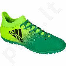 Futbolo bateliai Adidas  X 16.3 TF M BB5875