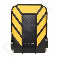 Išorinis diskas Adata HD710 Pro External Hard Drive USB 3.1 2TB Geltonas