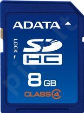 Atminties kortelė Adata SDHC 8GB CL4