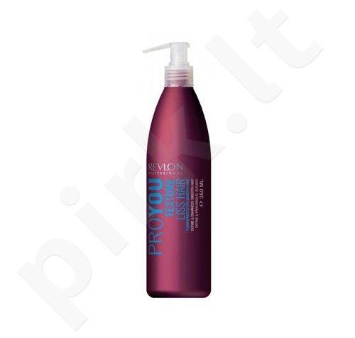Revlon Professional ProYou, Texture, plaukų glotninimui moterims, 350ml