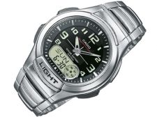 Casio Collection AQ-180WD-1BVES vyriškas laikrodis-chronometras