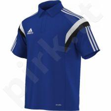 Marškinėliai futbolui polo Adidas Condivo 14 G80804