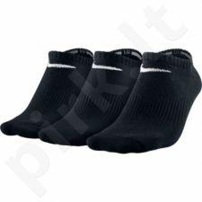 Kojinės  Nike LightWeight No Show SX4705-001 3 poros