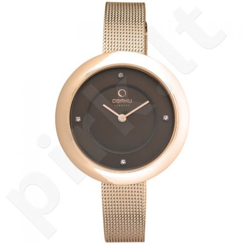 Moteriškas laikrodis OBAKU OB V162LXVNMV