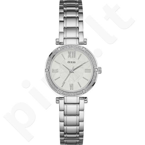 Guess Park Ave South W0767L1 moteriškas laikrodis