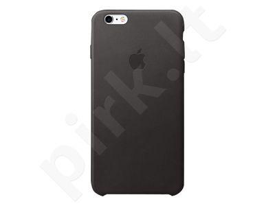 Apple iPhone 6S+ silikoninis dėklas juodas