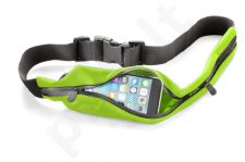 Sportinis dėklas ant juosmens su dviem kišenėlėmis Cellular salotinis