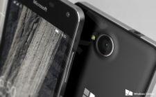 Microsoft Lumia 650 SS 27193 juodas  tamsiai  pilkas