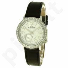 Moteriškas laikrodis BISSET Queen Ice BS25C01Q LS WH BK