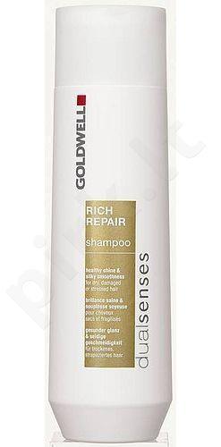 Goldwell Dualsenses Rich Repair šampūnas, kosmetika moterims, 1500ml
