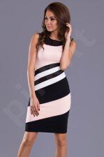 Emamoda suknelė - Rožinė 9102-4
