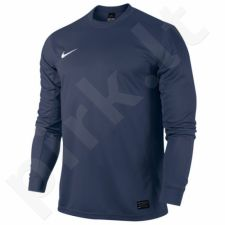 Marškinėliai futbolui Nike Park V LS Junior 448256-410