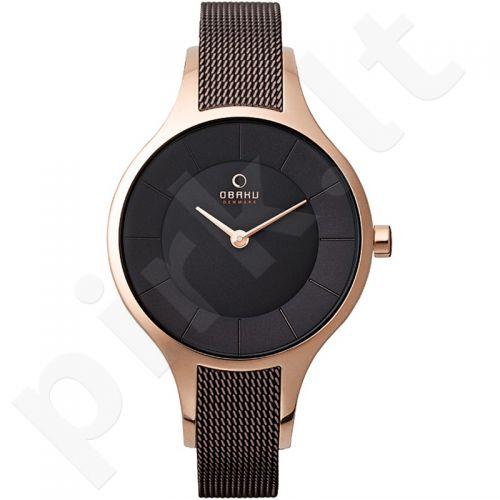 Moteriškas laikrodis OBAKU OB V165LXVNMN