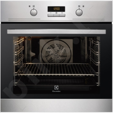 Electrolux EEB4233POX Built in Multifunctional Oven, 74L, EC A, LED Display, Easy to clean, Stainless steel
