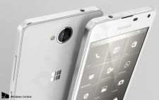 Microsoft Lumia 650 SS 27192 baltas  šviesiai  pilkas