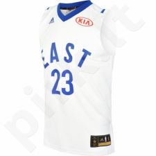 Marškinėliai krepšiniui Adidas Replica LeBron James All-Star M AU6121