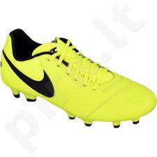Futbolo bateliai  Nike Tiempo Genio II FG M 819213-707