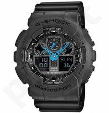 Vyriškas laikrodis Casio G-Shock GA-100C-8AER