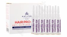 Kallos Cosmetics Hair Pro-Tox, Ampoule, Against plaukų Loss moterims, 10x10ml