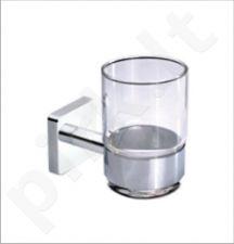 Stiklinė su laikikliu 61014