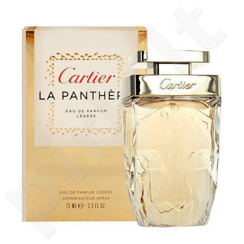 Cartier La Panthere Legere, EDP moterims, 75ml