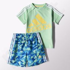 Komplektas Adidas Beach Summer Set Kids S17167