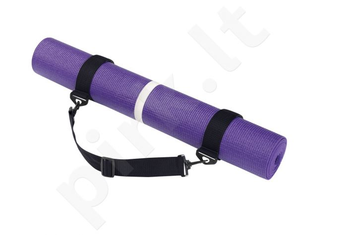 Kilimėlis jogai 175x61x0,35cm 02 purple
