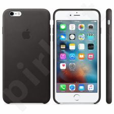 Apple iPhone 5/5S Odinis dėklas juodas